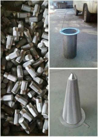 2015年厂家直销不锈钢小滤筒|过滤网筒|过滤网片过滤片|过滤管